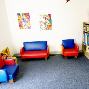 children waiting room